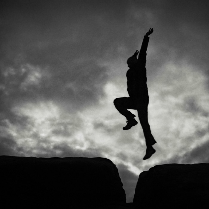 photoblog image Leap  of faith.....